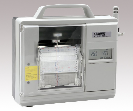 Thermo-Hygro Recorder (With Data Storage Function) ST-50M