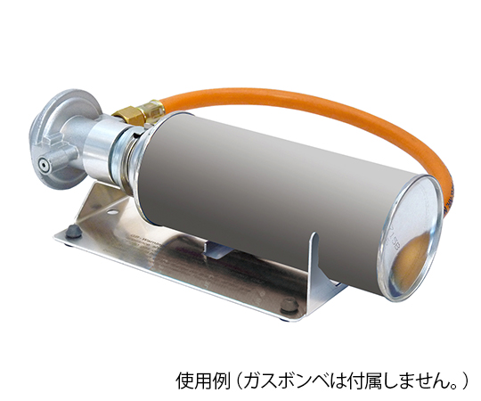 電子着火式ブンゼンバーナー 市販ガス用カートリッジアダプターCP250