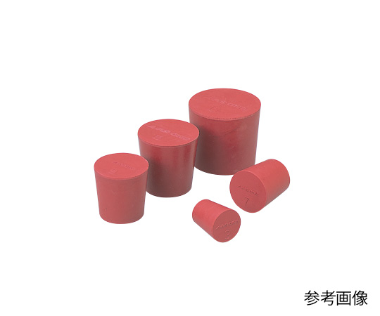 ラボラン赤ゴム栓