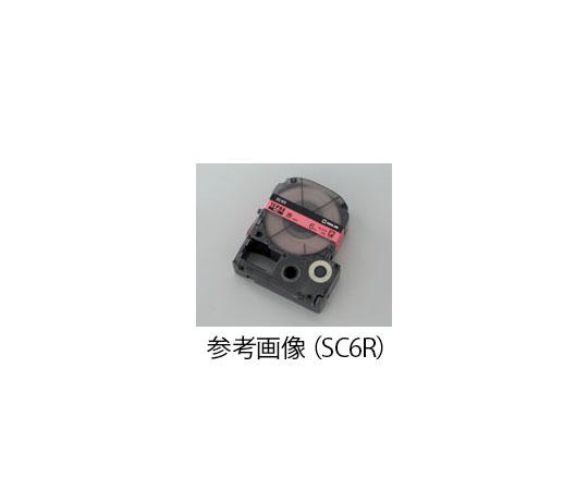 テプラ専用 テープカートリッジ ホワイト SS6K