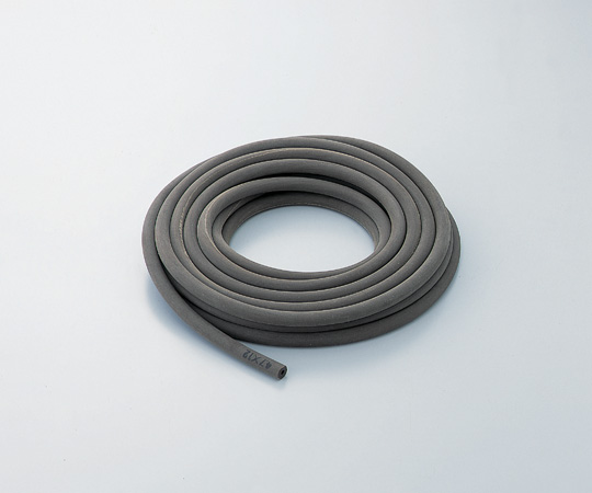排気用(真空用)ゴム管(布巻きフイニッシュ加工) 天然ゴム 15×40 長さ10m