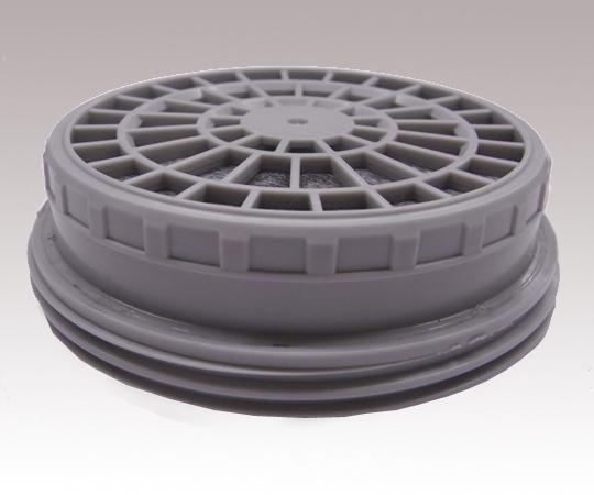 防毒マスク用吸収缶(低濃度用) 酸性ガス用 KGC-10B-03