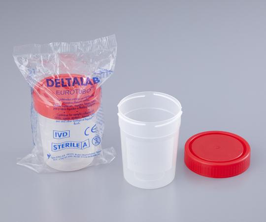 食品用検体容器 100mL 409726