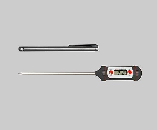 防水デジタル温度計 CT-419WP φ3.5×120mm