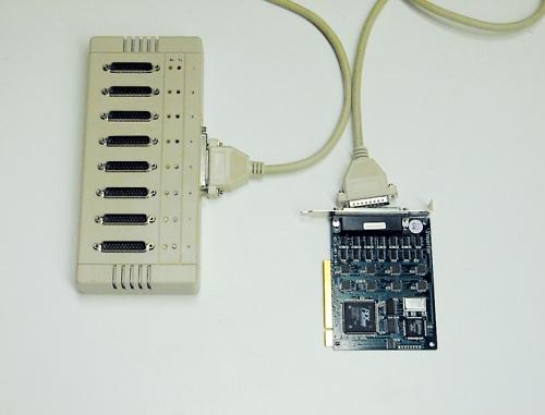 プラグインカード PCI 8.2