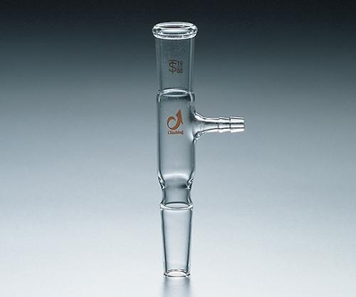TS連結管(減圧用・ストレート型) 24/40<透明> CL0208-04-11