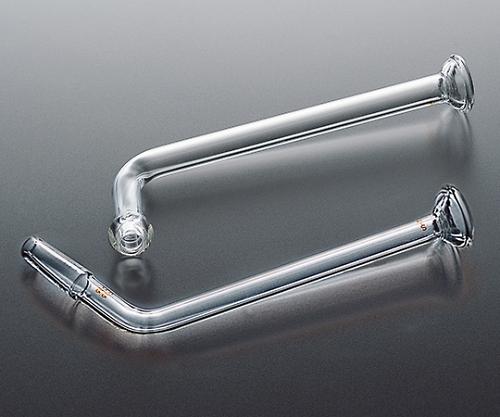 TS連結管(曲管・角度105゜)フッ素蒸留<透>