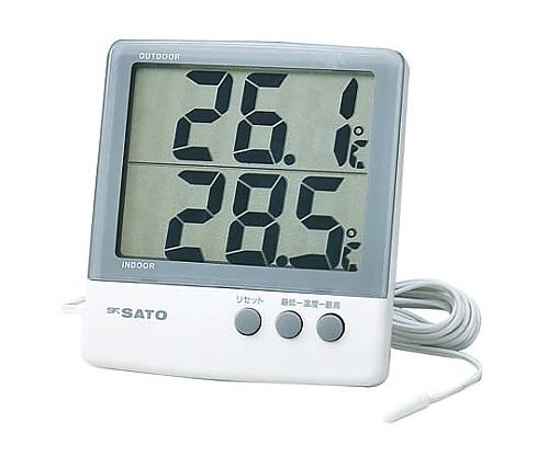 デジタル最高最低温度計 PC-6800