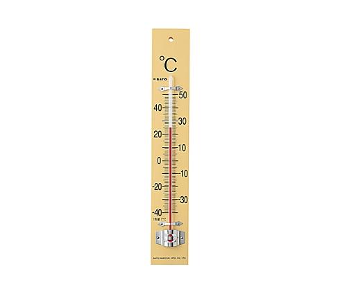 板付温度計 フック箱