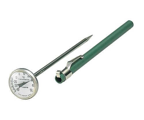 ポケットバイメタル 温度計