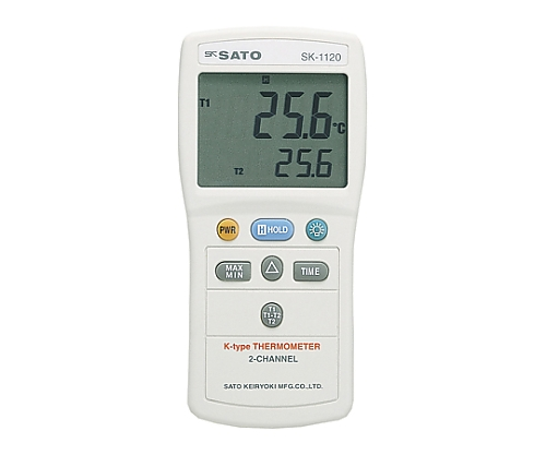 デジタル温度計(指示計のみ)