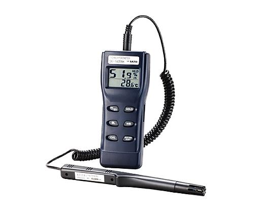 デジタル温湿度計SK-140TRH