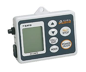 記憶計(R)Ⅱ型温度タイプ SK-L200TⅡ 指示計のみ