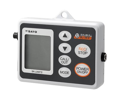 記憶計(R)(温度タイプ)SK-L200T II D 指示計のみ