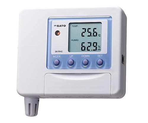 温湿度変換器 指示計のみ SK-RHCI(4~20mA)