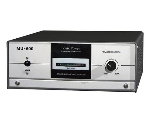 連続仕様投込型 超音波洗浄機 MUシリーズ