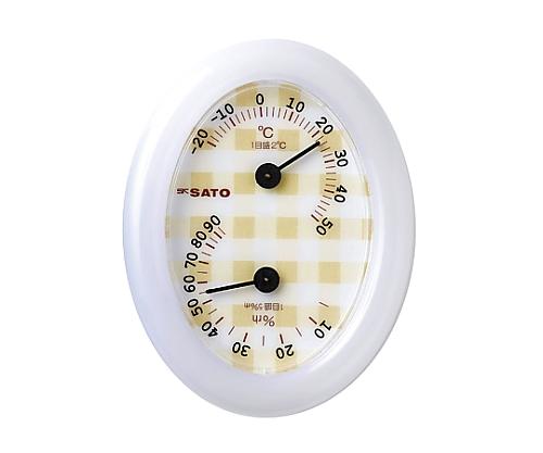 アクリス 温湿度計