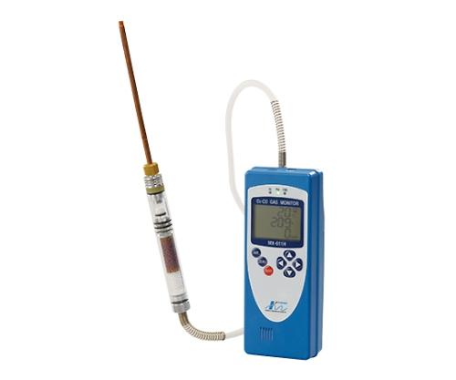 ポータブル燃焼管理テスタ(O2・CO) MX-611H <試験成績書付>