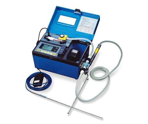 [取扱停止]ポータブル燃焼管理テスタ(O2・CO・NO・CO2) SEM-103 <トレーサビリテイ証明書・試験成績書・トレーサビリテイ体系図 付>