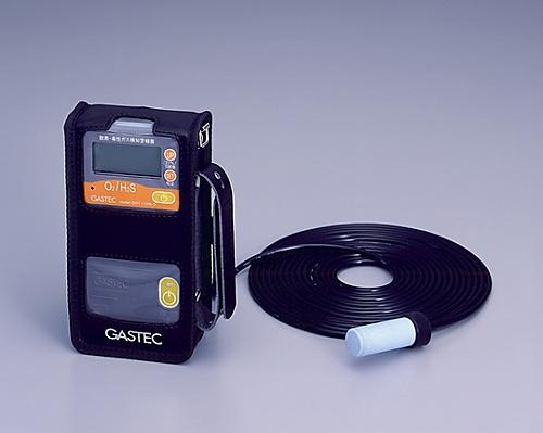 酸素・硫化水素検知警報器(吸引式)