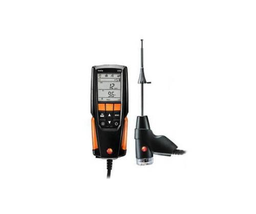 testo310 排ガスO2/CO 測定器