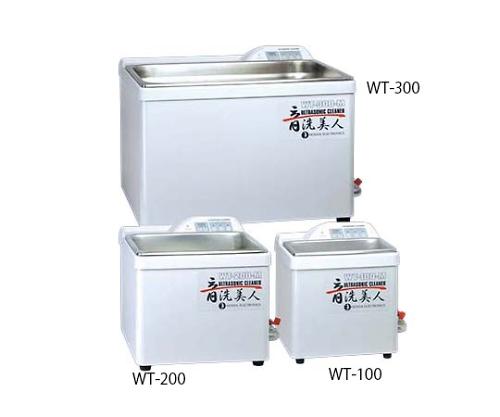 共振二周波卓上型超音波洗浄機 WT-100-M/WT-200-M/WT-300-M