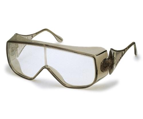 1眼保護めがね SN-900 PET 2.0mmブラウン