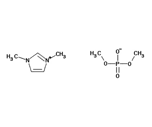 1,3-Dimethylimidazolium dimethylphosphate for synthesis 490293 25G