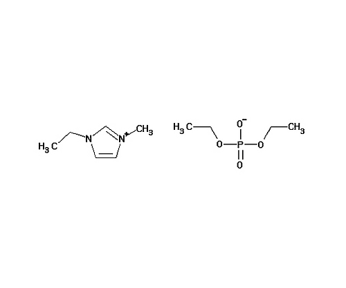 1-Ethyl-3-methylimidazolium diethylphosphate for synthesis 490294 25G