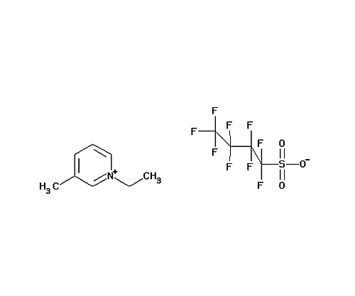 1-Ethyl-3-methylpyridinium perfluorobutanesulfonate for synthesis 490295 25G