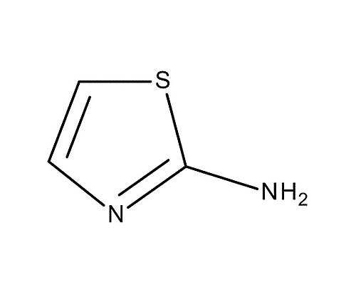 61-0328-56 2-アミノチアゾール 合成用 801272 500G 8.01272.0500 ...