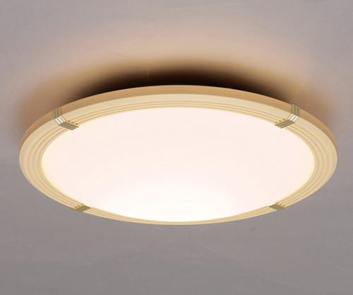 [取扱停止]LEDシーリングライト 12畳調色木枠 5000lm CL12DL-WF1-T ブラウン 244395/CL12DL-WF1-T