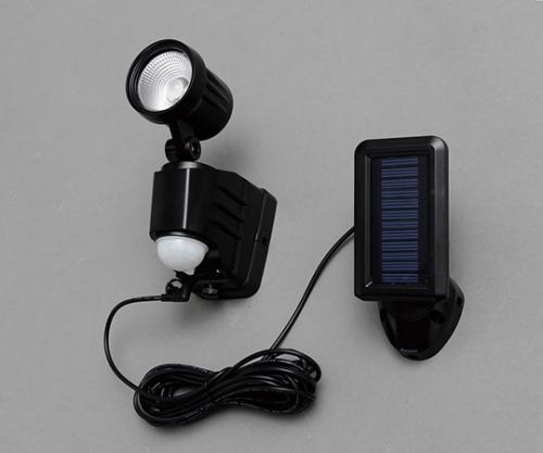 [取扱停止]ソーラー式センサーライト LSL-SBSL-100 566848/LSL-SBSL-100