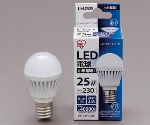 [取扱停止]◎LED電球 小形 昼白色 230lm LDA4N-H-E17-V8 561100/LDA4N-H-E17-V8