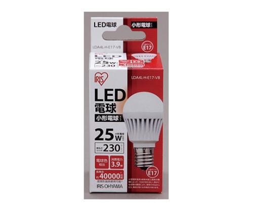 [取扱停止]◎LED電球 小形 電球色 230lm LDA4L-H-E17-V8 561101/LDA4L-H-E17-V8
