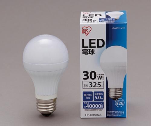 [取扱停止]◎LED電球 昼白色 325lm LDA5N-H-V18 561090/LDA5N-H-V18