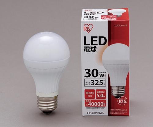 [取扱停止]◎LED電球 電球色 325lm LDA5L-H-V18 561091/LDA5L-H-V18