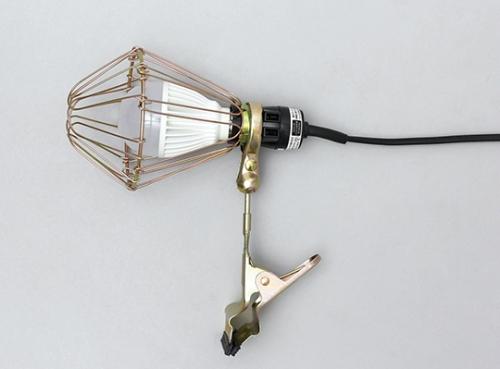 [取扱停止]LEDクリップライト ILW-85C 520075/ILW-85C