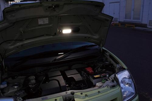 [取扱停止]LEDハンドライト電池式 ILH-5D 520085/ILH-5D