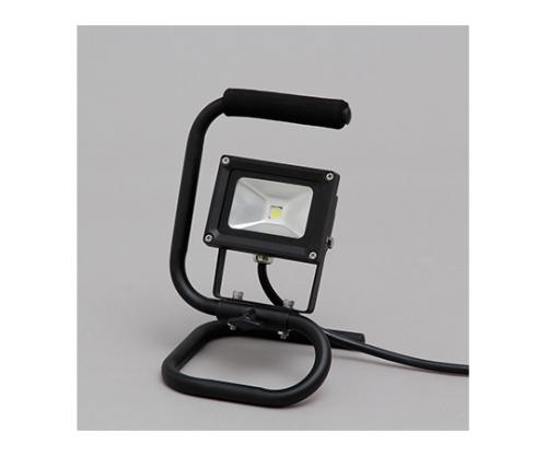 [取扱停止]LED置き型投光器 ILT-7AC ブラック 520165/ILT-7AC
