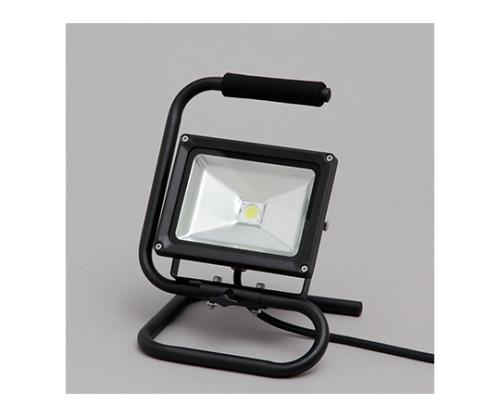 [取扱停止]LED置き型投光器 ILT-14AC ブラック 520171/ILT-14AC
