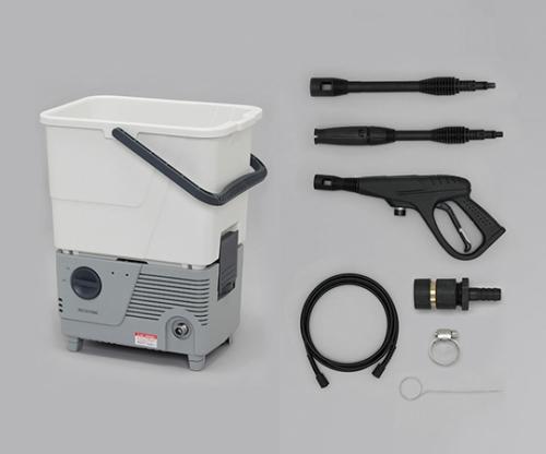 [取扱停止]タンク式高圧洗浄機 SBT-412 ホワイト/グレー 530255/SBT-412
