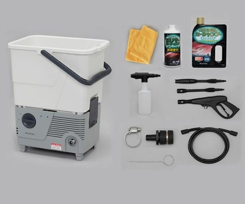 [取扱停止]タンク式高圧洗浄機 コーティングセット SBT-412C ホワイト/グレー 520056/SBT-412C