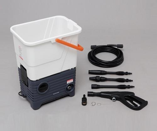 [取扱停止]タンク式高圧洗浄機 SBT-512 ホワイト/グレー 520164/SBT-512