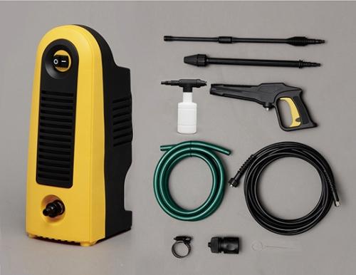 [取扱停止]高圧洗浄機 FBN-606 イエロー 520515/FBN-606