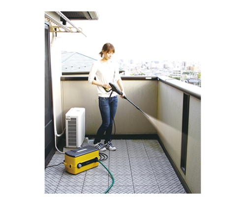 [Out of stock]High-Pressure Cleaning Machine FBN-604 Yellow and others