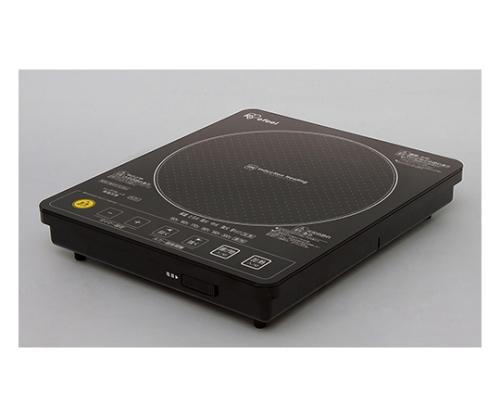 [取扱停止]ガラストップIHクッキングヒーター 音声タイプ EIH14V-B ブラック 560883/EIH14V-B