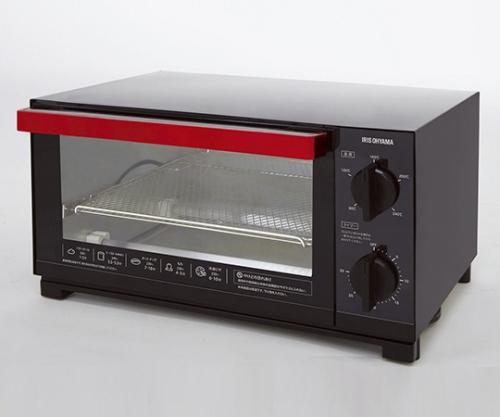 [取扱停止]オーブントースター TVE-134C-B ブラック 561630/TVE-134C-B