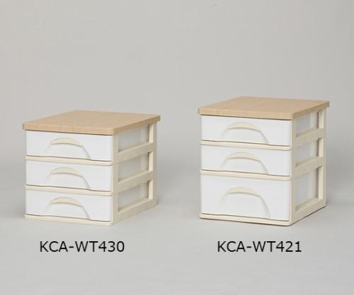 [取扱停止]小物チェスト KCA-WT430 アイボリー/ホワイト 218611/KCA-WT430