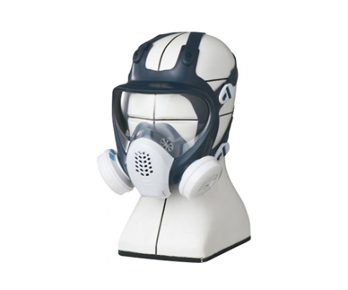 取替え式防じんマスク